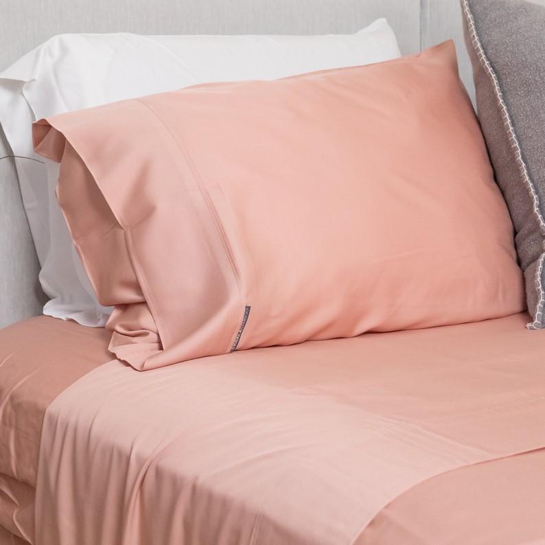 Pink Lake 100% Bamboo Pillowcase