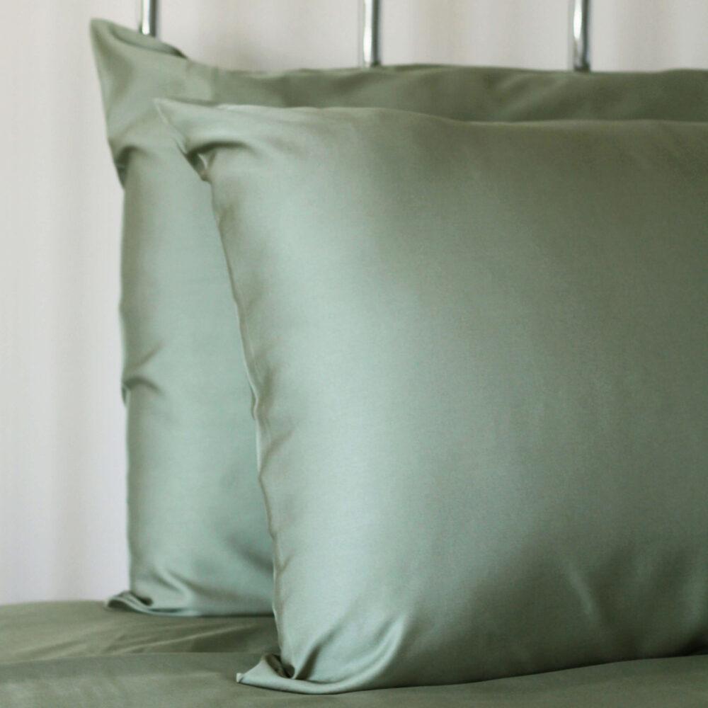 Khaki Pillowcase