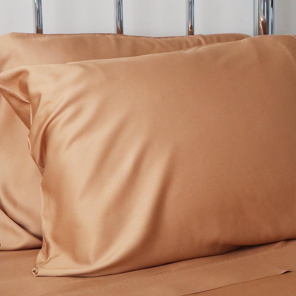 Terracotta Pillowcase